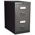 GLOBAL Vertical File Cabinets - 2-drawer, 29