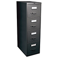 GLOBAL Vertical File Cabinets - 4-drawer, 52