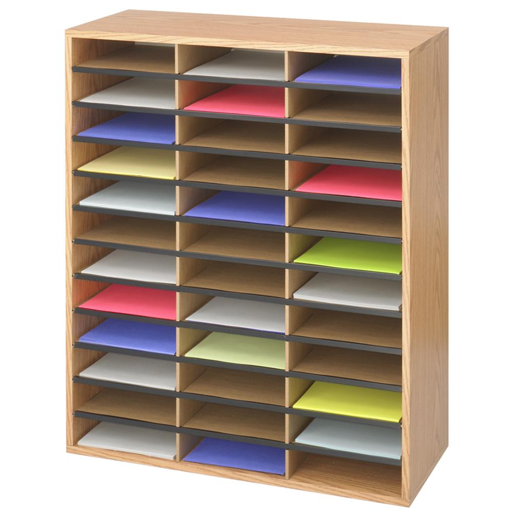 SAFCO® Literature Sorter - 36 Compartment