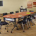 SAFCO® Impromptu® Mobile Flip Table - 48