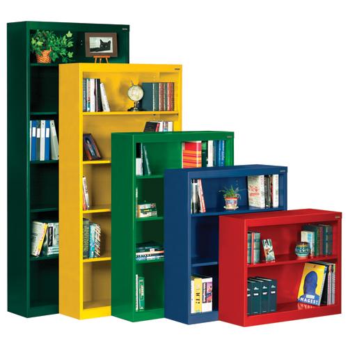 Sandusky Lee® Steel Bookcases
