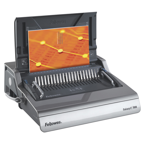 Fellowes® Galaxy™ E  Electric Binding Machine
