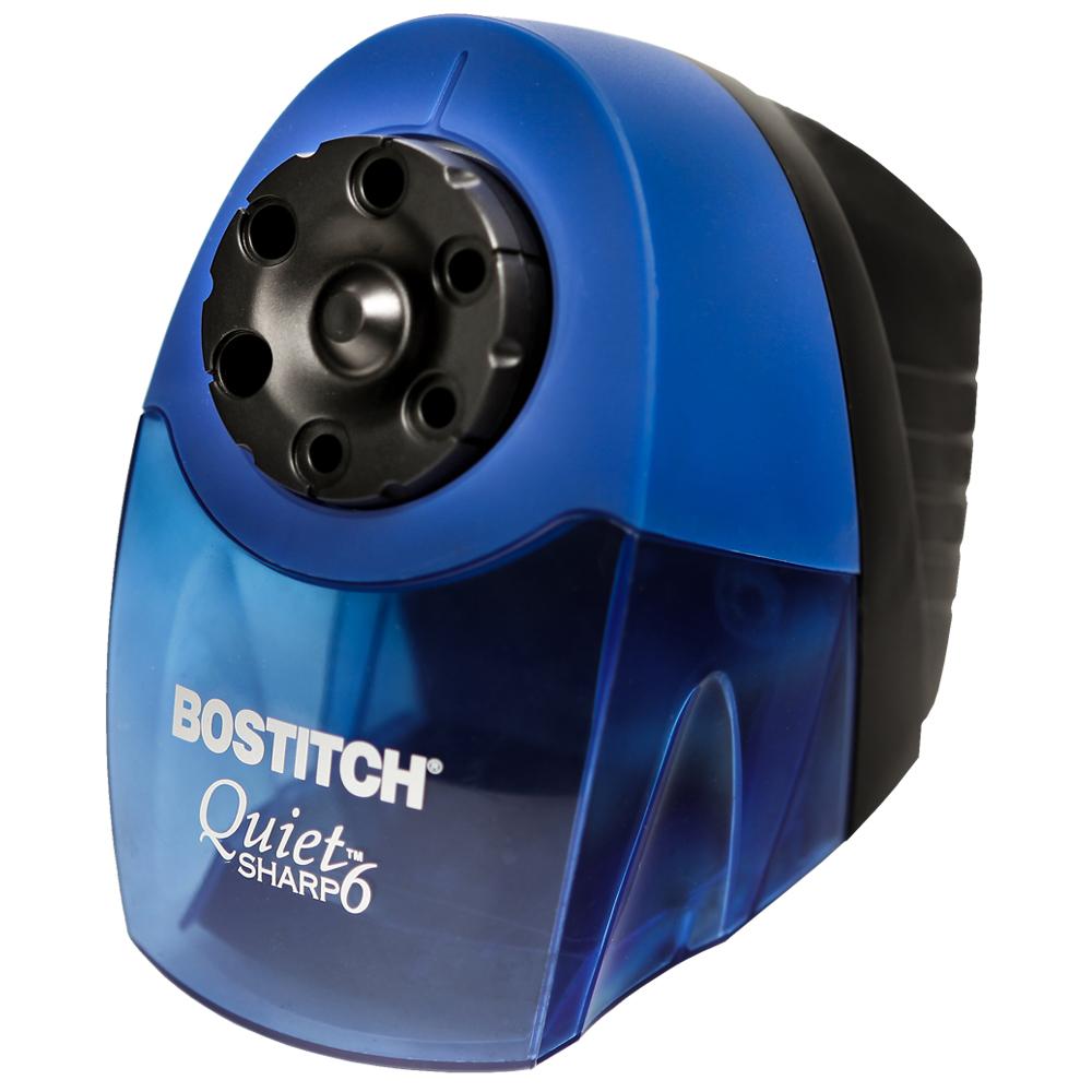 BOSTITCH® QuietSharp6™ Classroom Pencil Sharpener