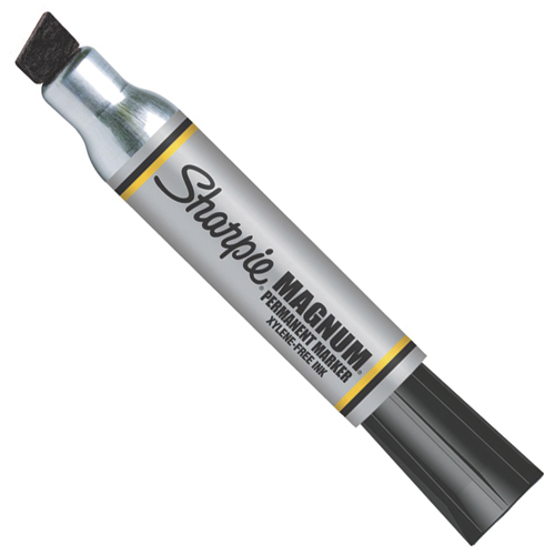 Sharpie® MAGNUM® Permanent Marker - Jumbo Chisel Point