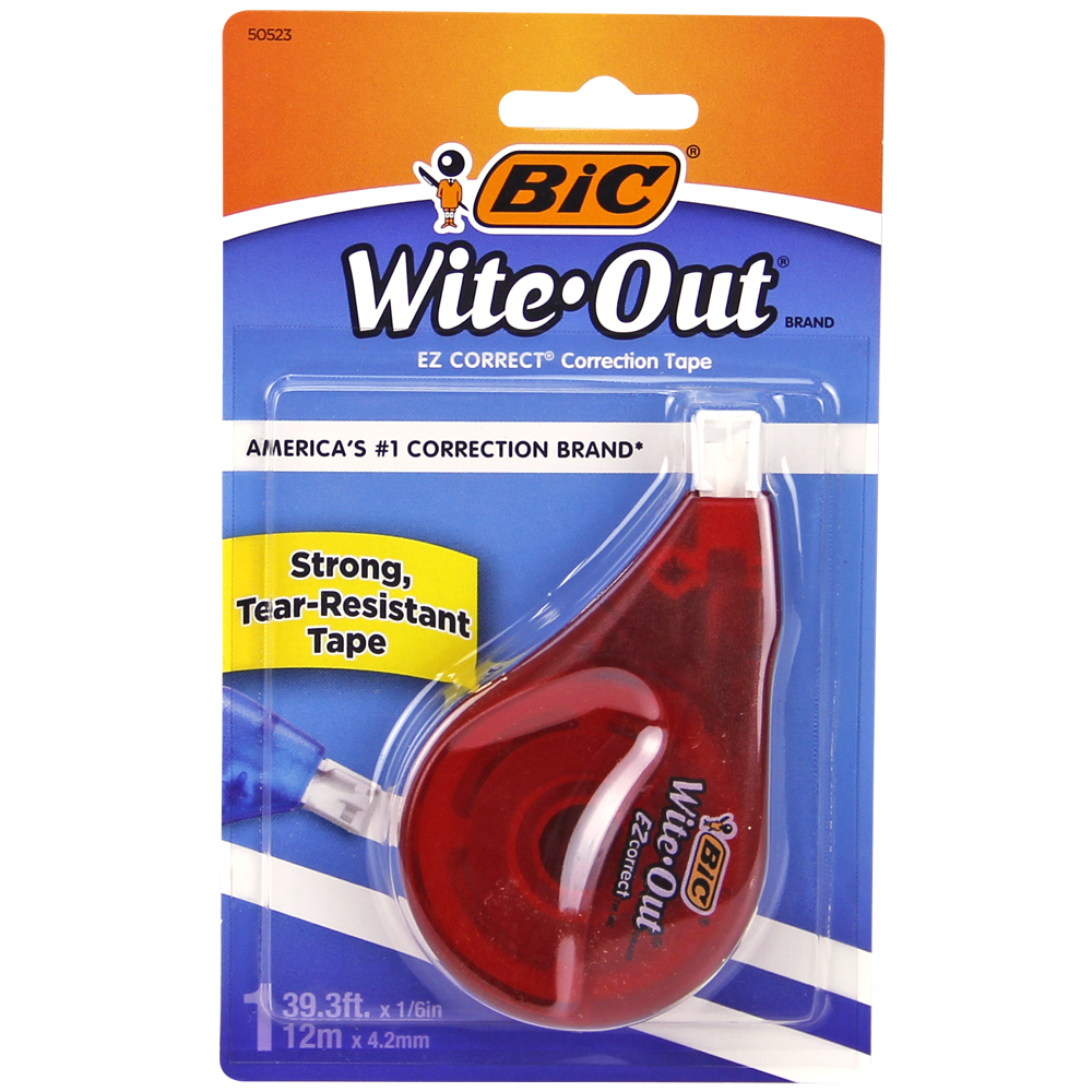 BIC® Wite-Out® EZcorrect™ Tape