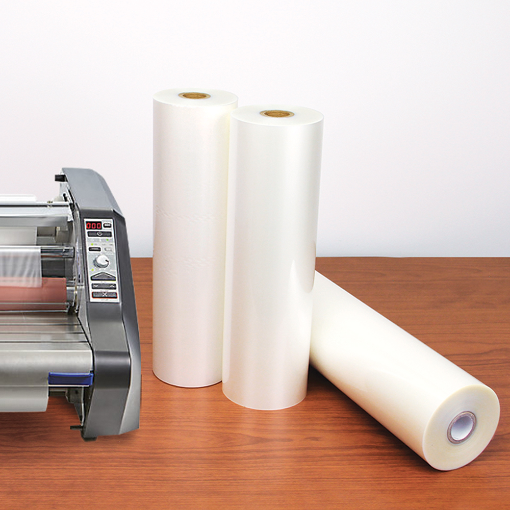 Thermal-Lock Heat Activated Laminating Film - Single Rolls