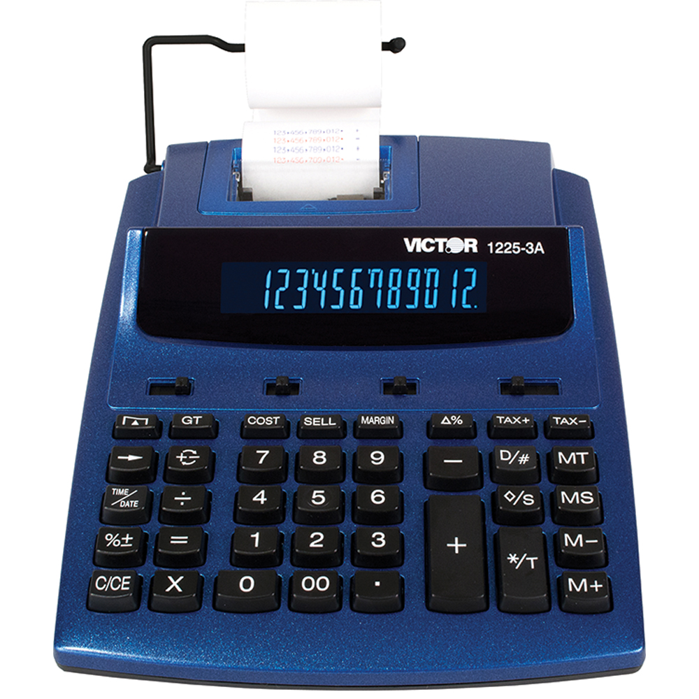 VICTOR® 1225-3A Commercial Printing Calculator