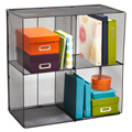 SAFCO® Onyx™ Fold-Up Mesh Cubes