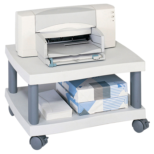 SAFCO® Wave Under Desk Printer Stand