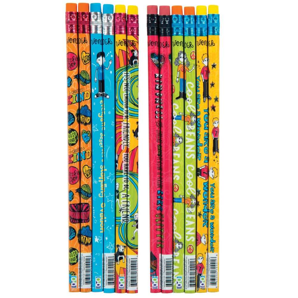 Wonder Pencil Assortment - 36/Pkg