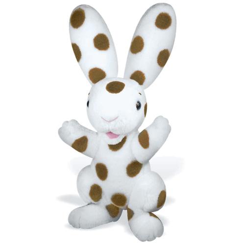 Spotty Rabbit Plush