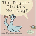Pigeon Finds a Hot Dog! Book