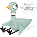 Talking Pigeon Plush - 11