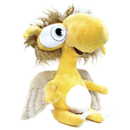 """Rue: The Monster of Insecurity Plush - 11"""" H"""