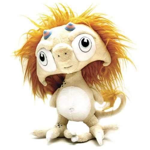 "Fuddle: The Monster of Confusion Plush - 11"" H"