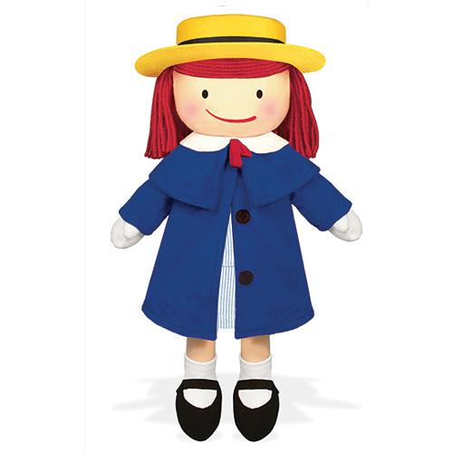 """Madeline Doll - 16"""" H"""