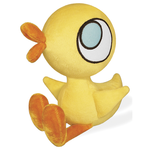 "Duckling Plush - 8"" H"