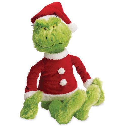 The Grinch™ Santa Plush