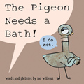 The Pigeon Needs a Bath! Book