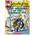 Geronimo Stilton: Lost Treasure of the Emerald Eye Book