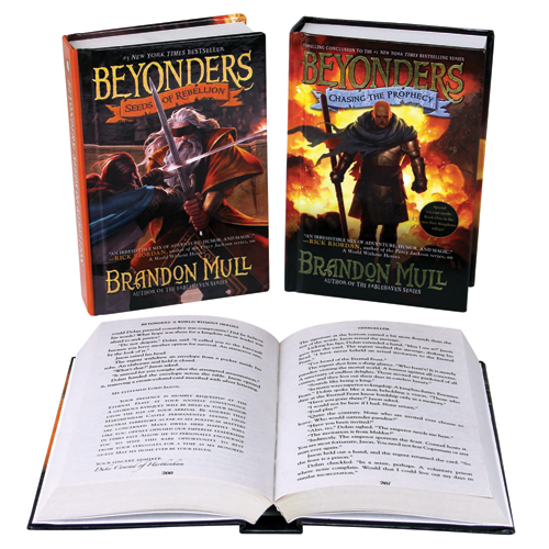 Beyonders 3 Book Set