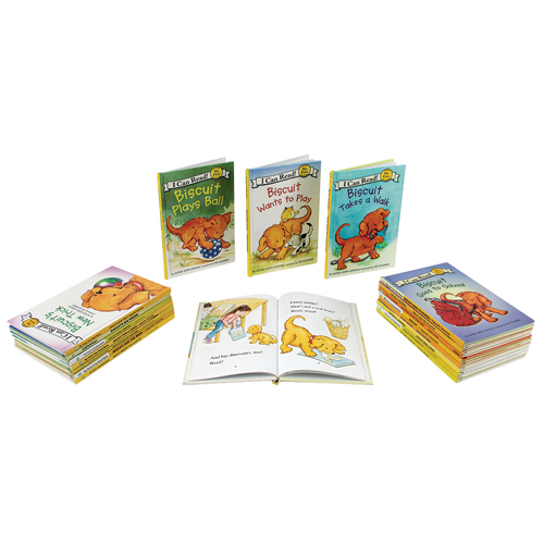 Biscuit: My First I Can Read! 24 Book Set
