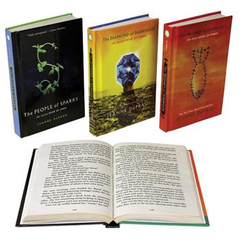 Books of Ember 4 Book Set