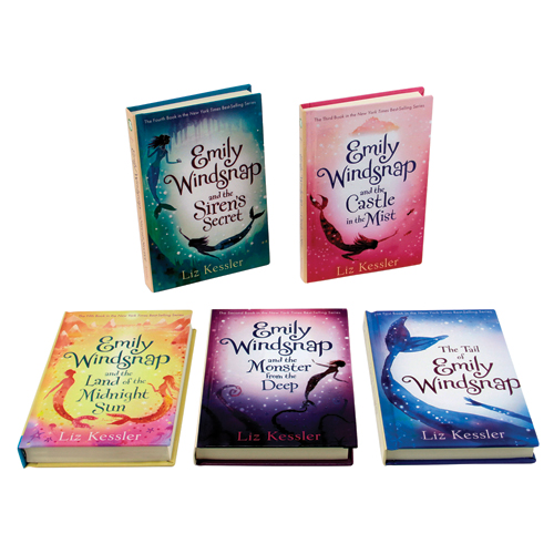 Emily Windsnap 8 Book Set