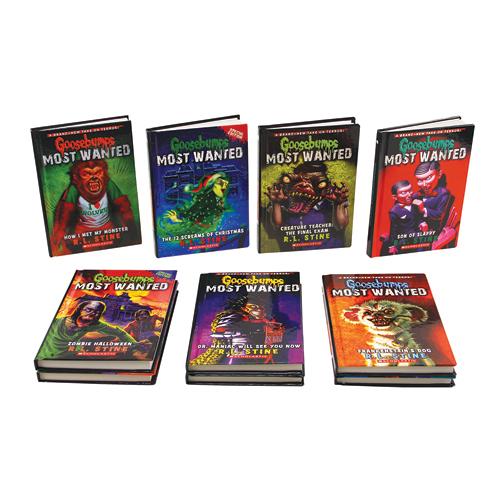 Goosebumps: Most Wanted 14 Book Set