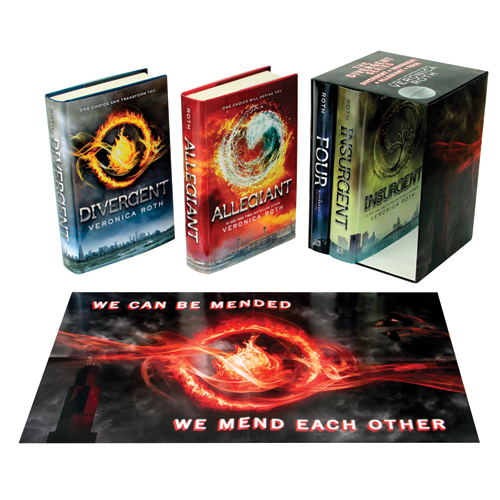 Divergent 4 Book Boxed Set