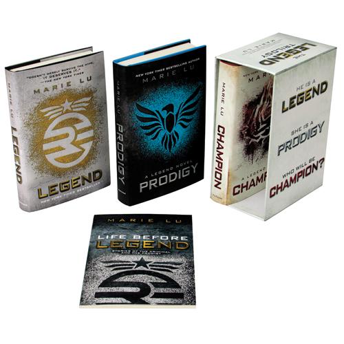 Legend Trilogy 3 Book Boxed Set