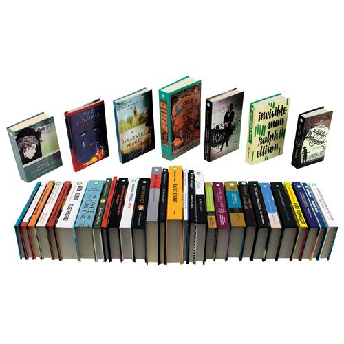 Classic Literature I - 31 Book Set