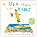 The Day the Crayons Came Home Hardcover Book