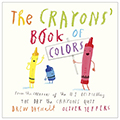 The Crayons' Book of Colors Board Book