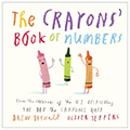 The Crayons' Book of Numbers Board Book