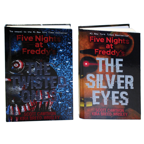 Five Nights At Freddy's 2 Book Set