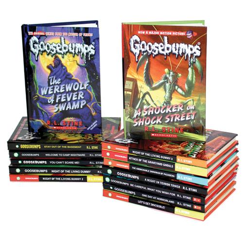 Goosebumps: Classic 35 Book Set