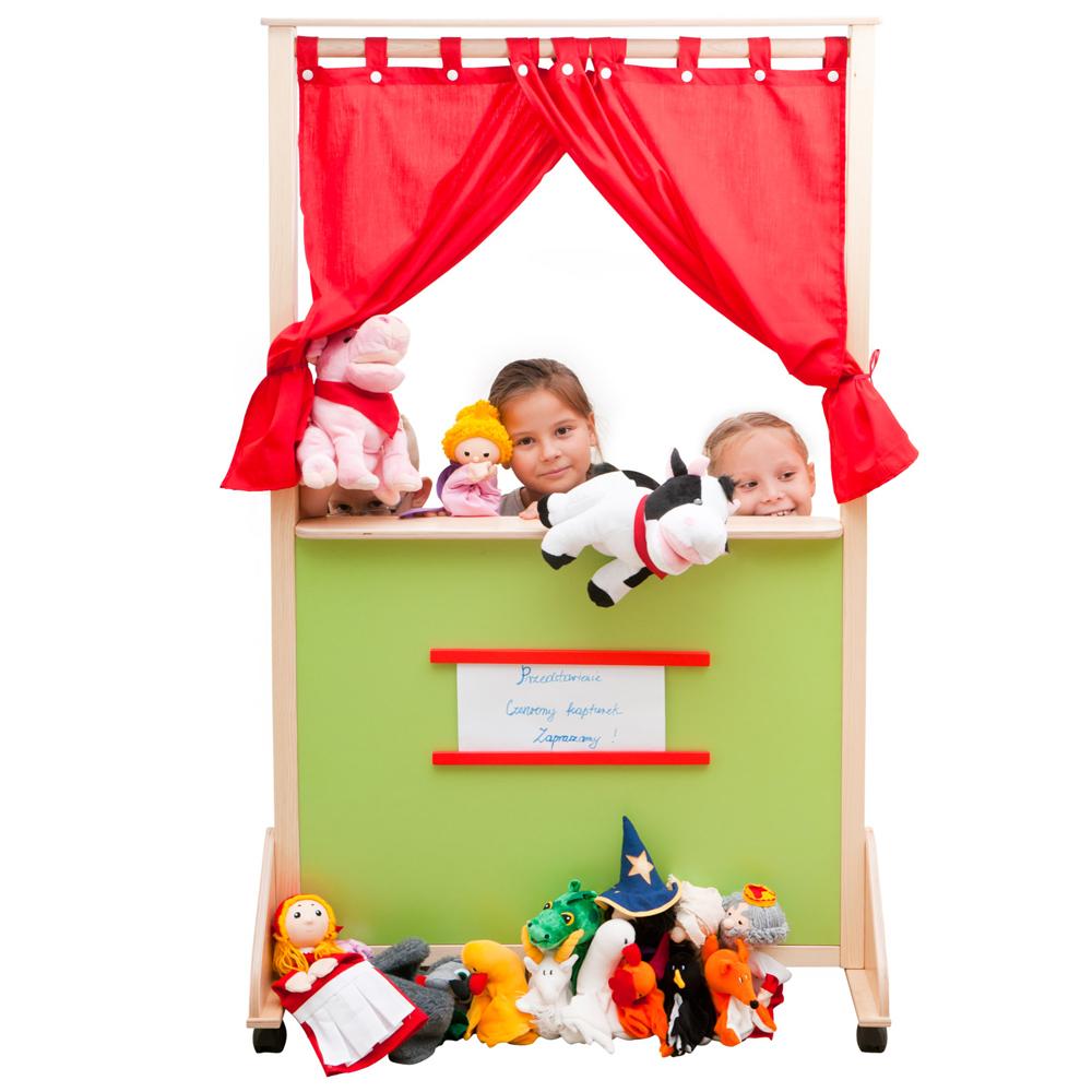 NOVUM Mobile Puppet Theater