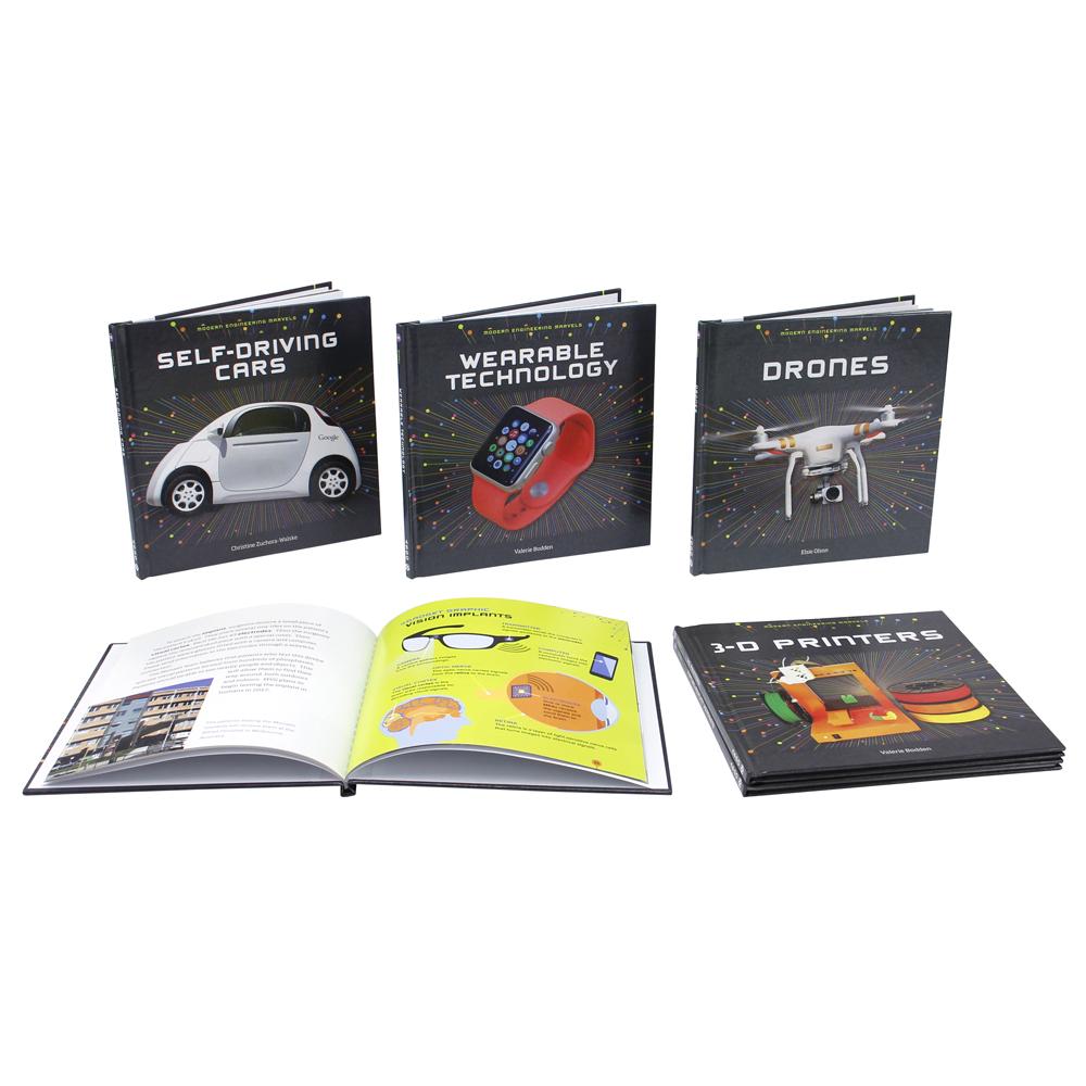 Modern Engineering Marvels 6 Book Set
