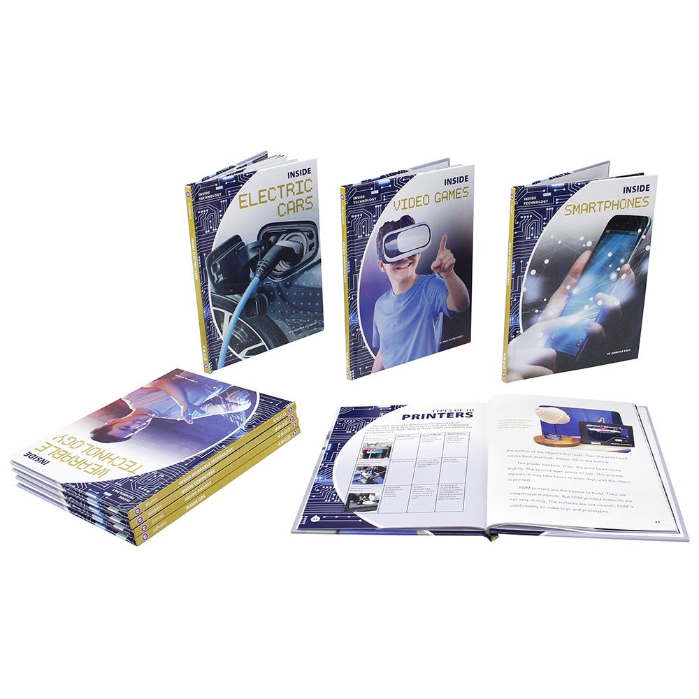 Inside Technology 8 Book Set
