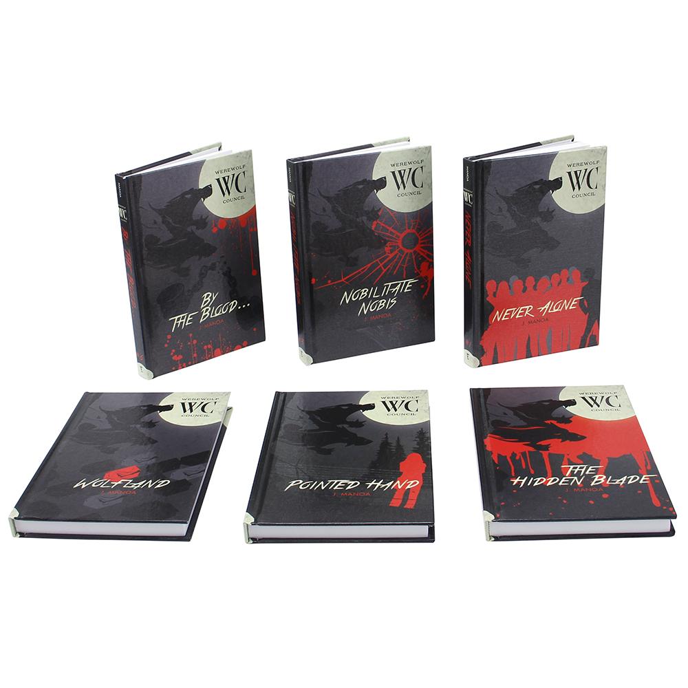 Werewolf Council 6 Book SetNew!