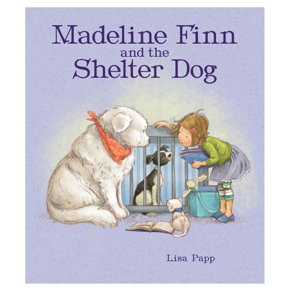 Madeline Finn and the Shelter Dog BookNew!