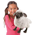 Bleating Sheep Hand Puppet - 15