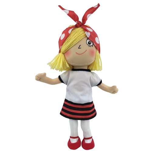 """Rosie Revere, Engineer Doll - 11"""" H"""