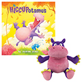 The Hiccupotamus Book and Plush Set
