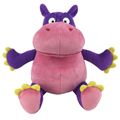 The Hiccupotamus Plush - 9