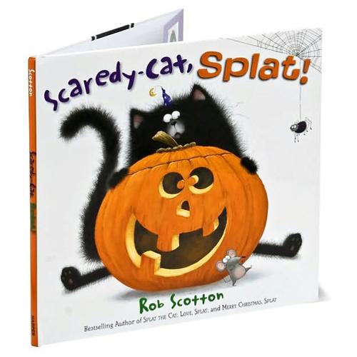 Scaredy-Cat Splat!