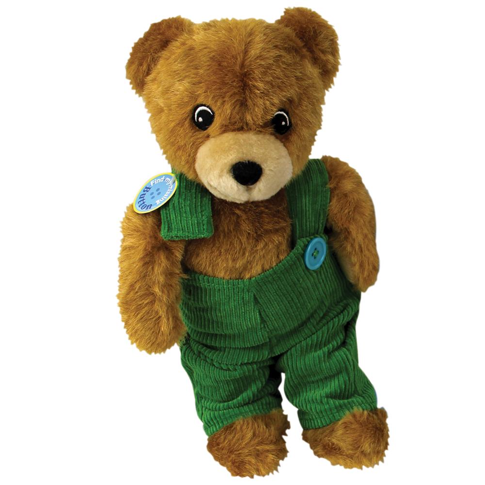 Corduroy Bear Plush