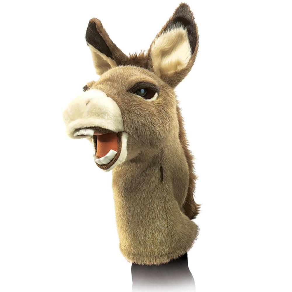 Folkmanis® Donkey Stage Puppet
