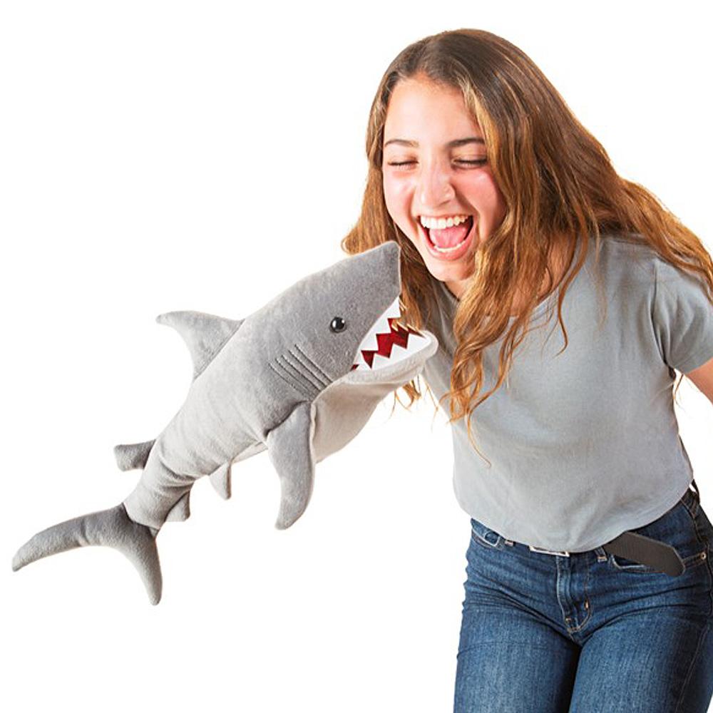 Folkmanis® Shark Hand Puppet
